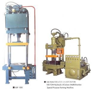 ISF-ISC – C-Type Hydraulic Press (10 Tons, 20 Tons, 30 Tons